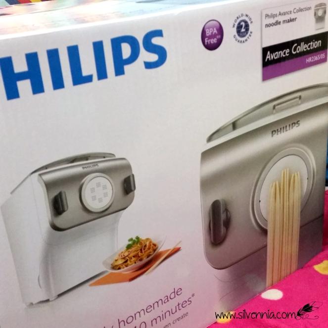 philips noodle maker box