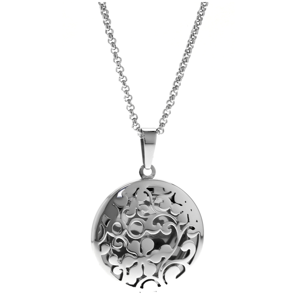 stainless steel pendant locket