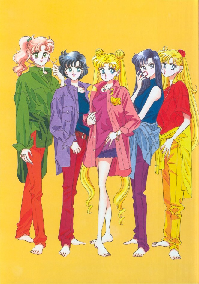 Bishoujo Senshi Sailor Moon Original Picture Collection Vol. II