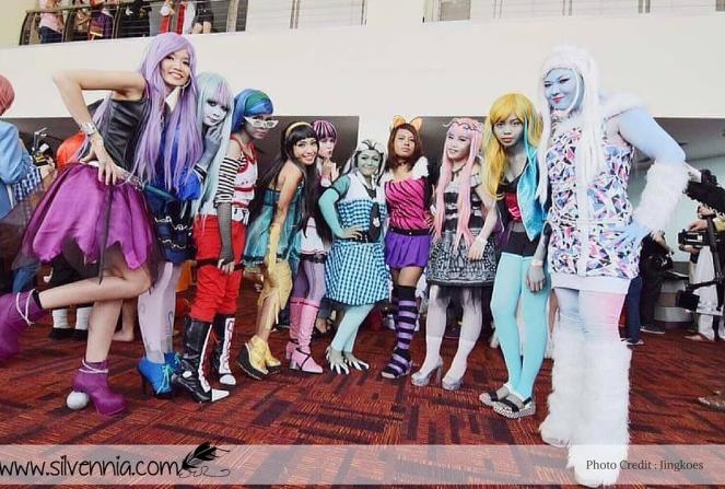 Monster High Cosplay