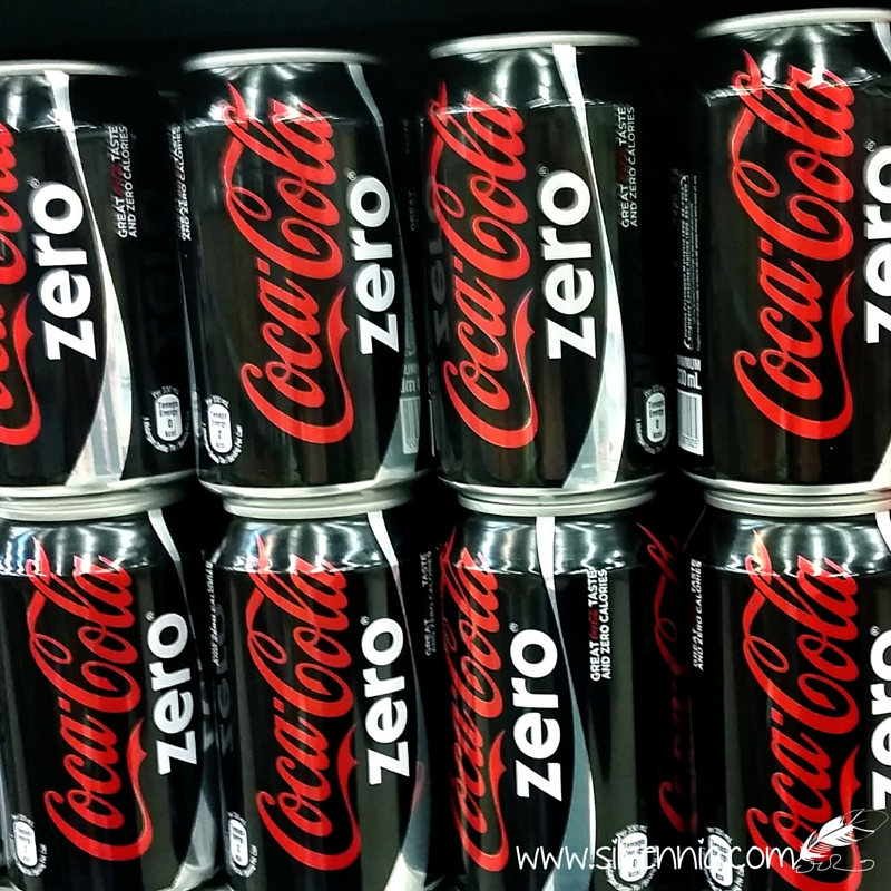 Coca Cola Zero is an alternative to coffee for caffeine