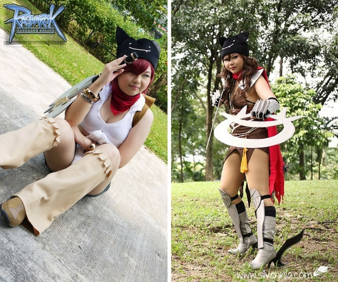 Ragnarok Online Cosplay - Chibi Blacksmith and Assassin Cross