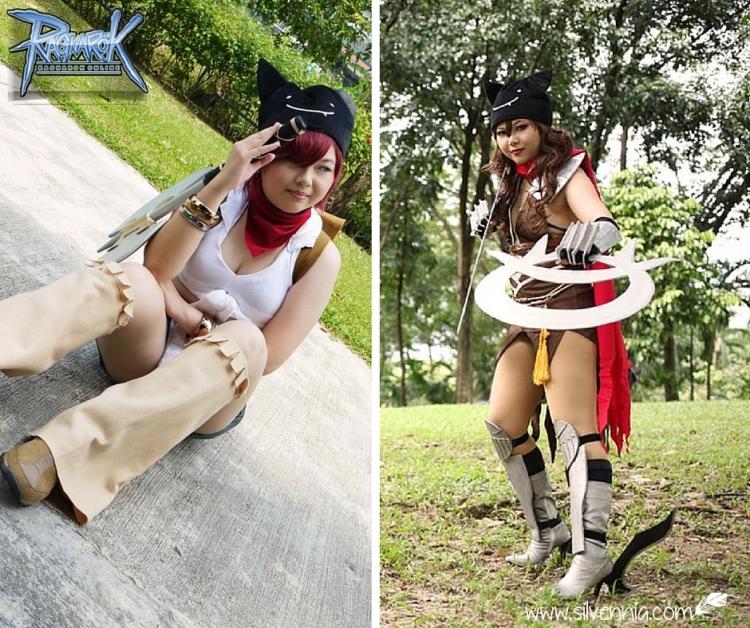 Ragnarok Online Cosplay - Chibi Blacksmith and Assassin Cross