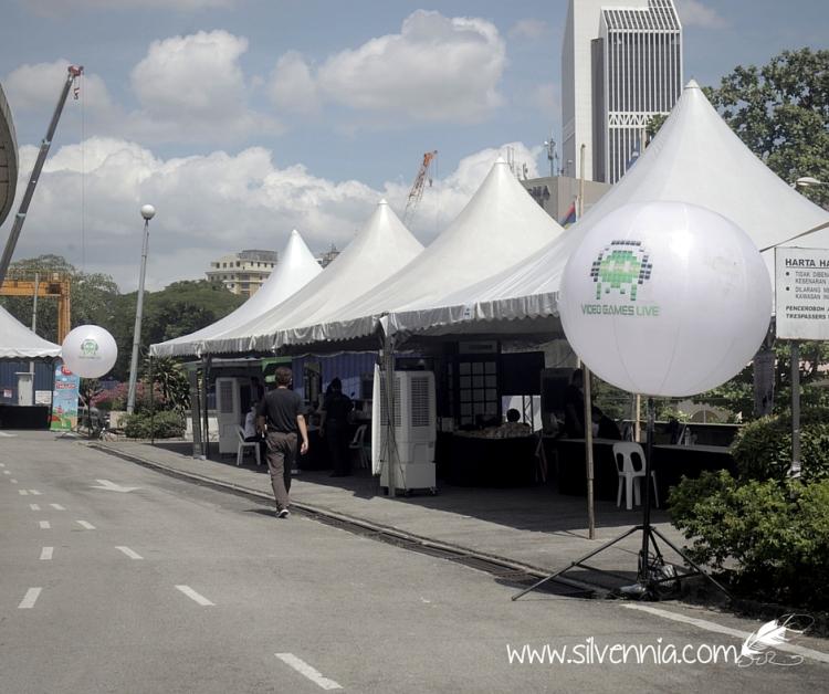 Video Game Live 2016 at Stadium Negara, Kuala Lumpur