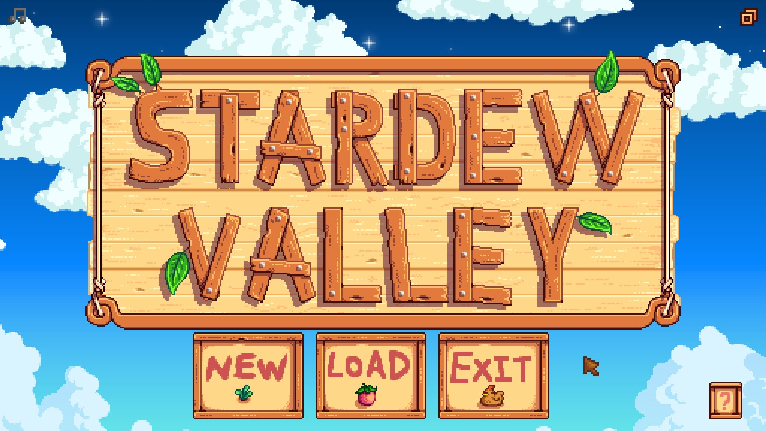Stardew Valley by ConcernedApe