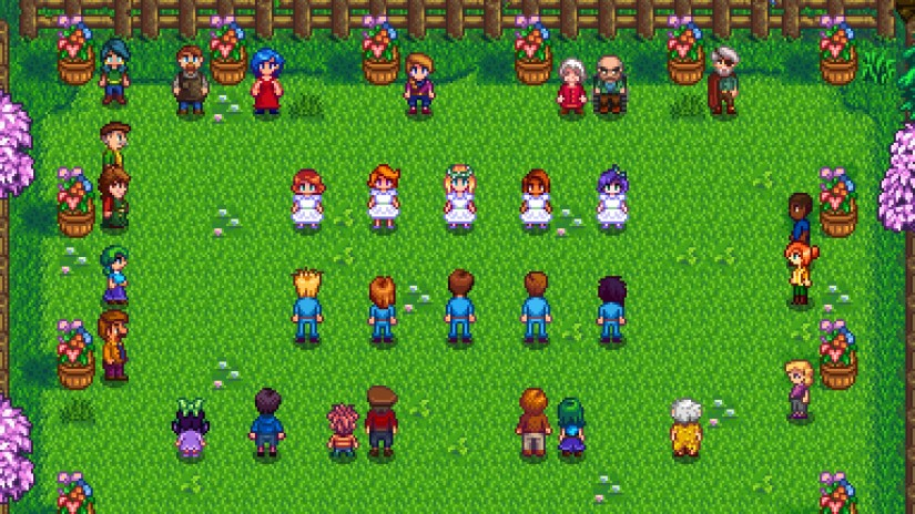Steam Stardew Valley indie game