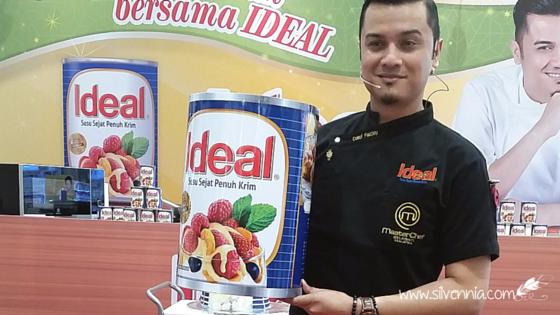IDEAL Full Cream Evaporated Milk launch