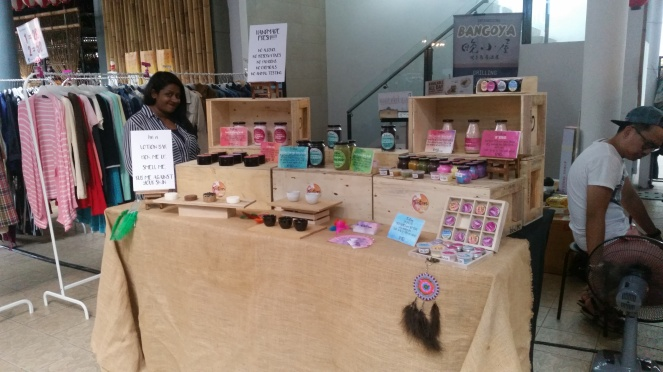 Artisanal body care products by Potions