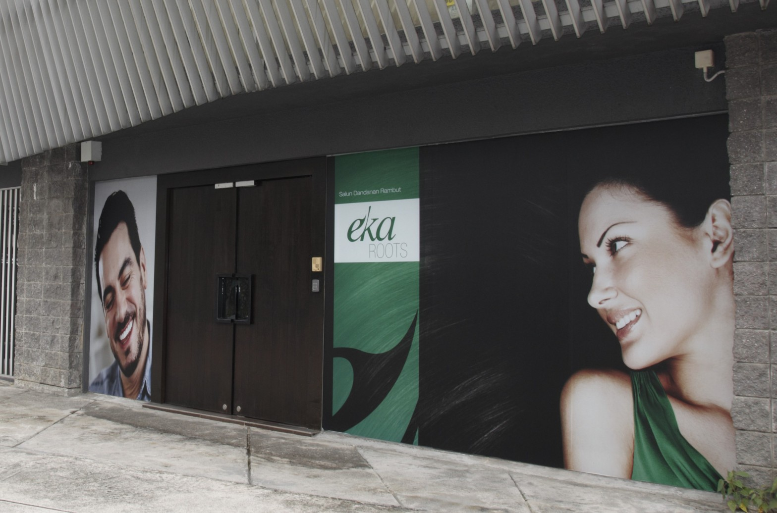 EKA Wellness Centre, Hair Salon located at 123 Jalan Maarof Bangsar